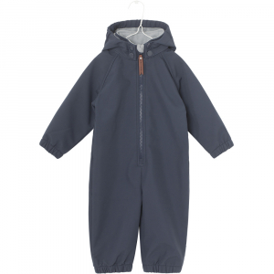 Bilde av Arno softshelldress i Blue Nights fra Mini A Ture