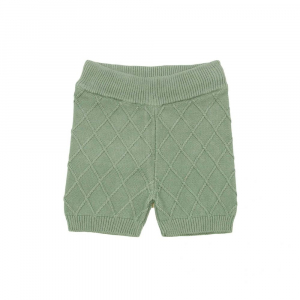 Bilde av Jimmy Knit Shorts Green Bay fra MeMini