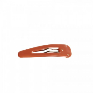Bilde av Snap clip 8cm Swarovski Orange