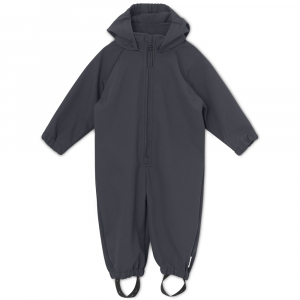 Bilde av Arno softshell parkdress i Blue Nights fra Mini A Ture