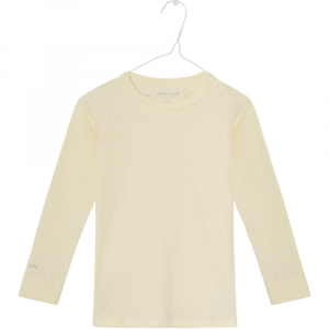 Bilde av Jente t-shirt Julie yellow anise flower fra Mini A Ture