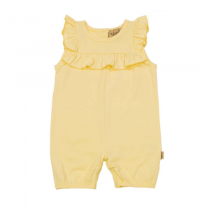 Bilde av Polly Jumpsuit pale yellow fra MeMini