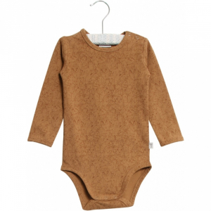 Bilde av Baby basic body caramel animals fra Wheat