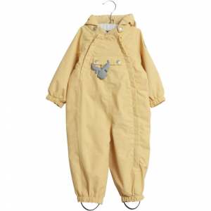 Bilde av Parkdress baby i yellow fra Wheat