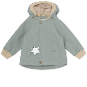 Bilde av Wally jakke fleece Chinois Green fra Mini A Ture