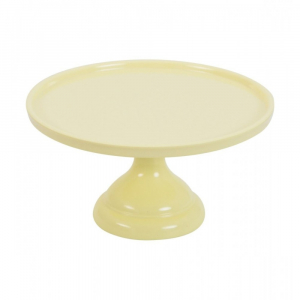 Bilde av ALLC - Cake stand - Small yellow