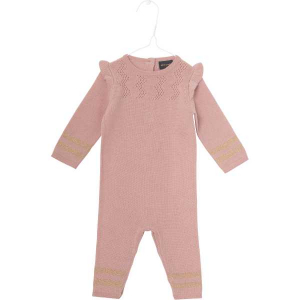 Bilde av Baby jente heldress Haya i cameo rose brown fra Mini A Ture