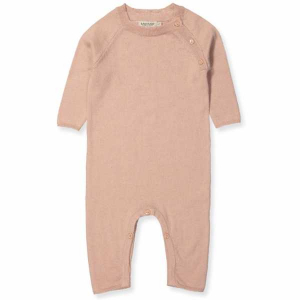 Bilde av Baby heldress Rola dusty rose 56-86 fra MarMar