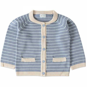 Bilde av Baby gutt blue moonlight jade cardigan Urban fra Mini A