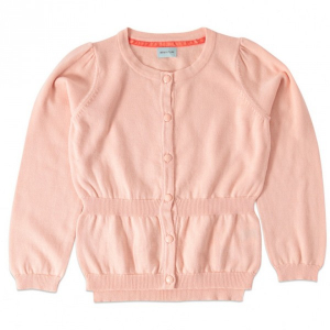 Bilde av Jente cardigan Evely i evening rose fra Mini A Ture