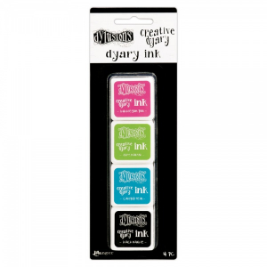 Dylusions Creative Dyary Ink Set