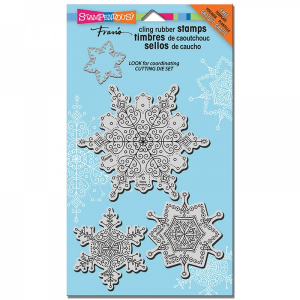 CLING Delicate Snow Set,