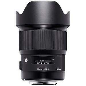 Bilde av Sigma 20/1,4 DG HSM Art for Canon