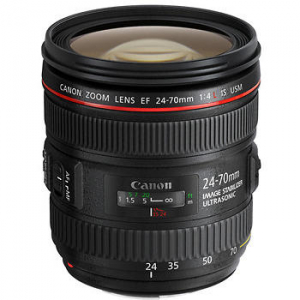 Bilde av Canon EF 24-70/4,0 L IS USM