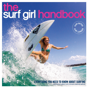 Bilde av THE SURF GIRL HANDBOOK 2ND