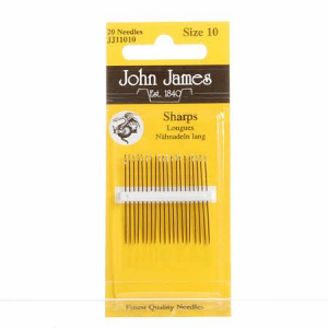 Bilde av John James Sharps size 10 JJ11010