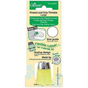 Bilde av Clover Protect and Grip Thimble Large 6027