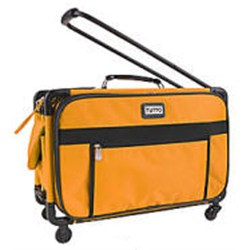 Bilde av Tutto Bag Large med hjul ORANGE
