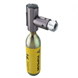 Bilde av Topeak Gasspatron Air Booster Co2 Pumpe