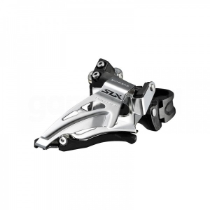 Bilde av Shimano SLX FD-M7025-L 2 x 11-delt Low Clamp, Top Swing Frontgir