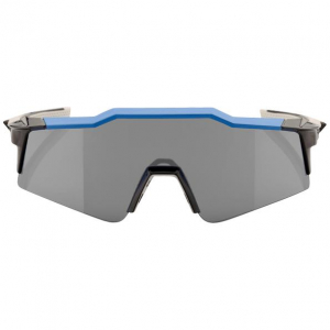 Bilde av 100% Speedcraft Short Lens, Cyan/Smoke Lens Brille