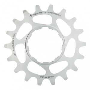 Bilde av Wolf Tooth Stainles Steel Single Speed Drev