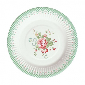 Bilde av Abelone mint paperplate, 12