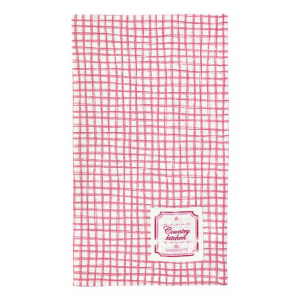 Bilde av Fredrike raspberry tea towel