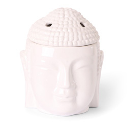Bilde av Burner Buddha Head White