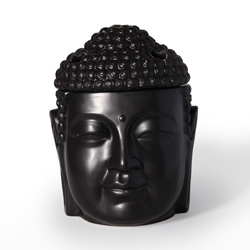 Bilde av Burner Buddha Head Black