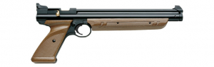Bilde av Crosman American Classic Pump Pistol - Brown - 4.5mm