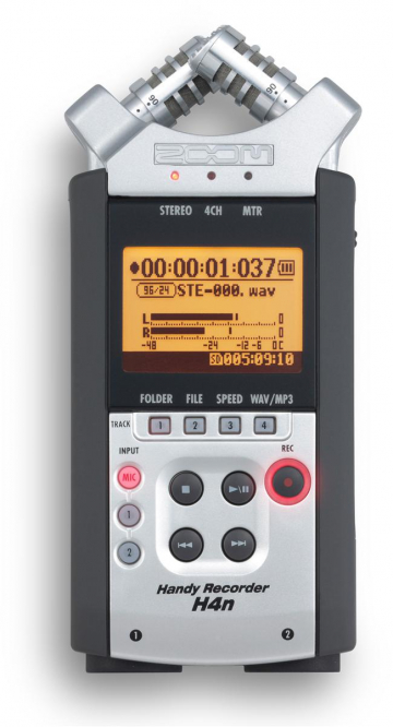 Bilde av Zoom H4n Handy 4-Channel Recorder