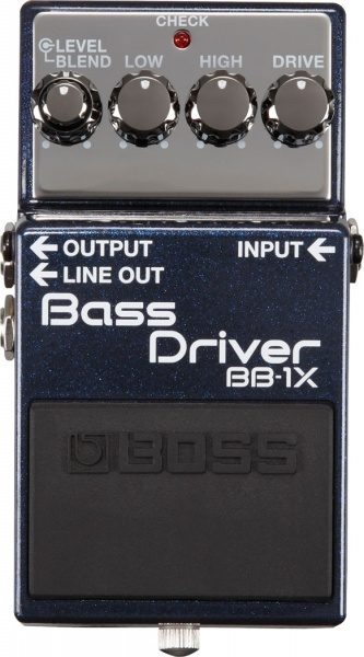 Bilde av BOSS BB-1x Bass Driver
