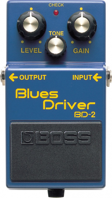 Bilde av Boss BD-2 Blues Driver