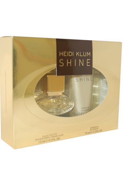 Bilde av Heidi Klum Shine Eau de Toilette Spray 15ml + Shower Gel 75ml