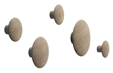 The Dots Oak Muuto