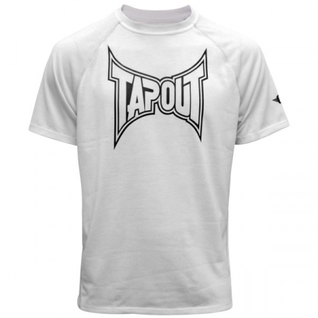 Tapout Performance Victory Tee - hvit, str. XXL