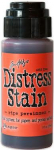 TIM HOLTZ - DISTRESS STAINS - TDW36180 - RIPE PERSIMMON