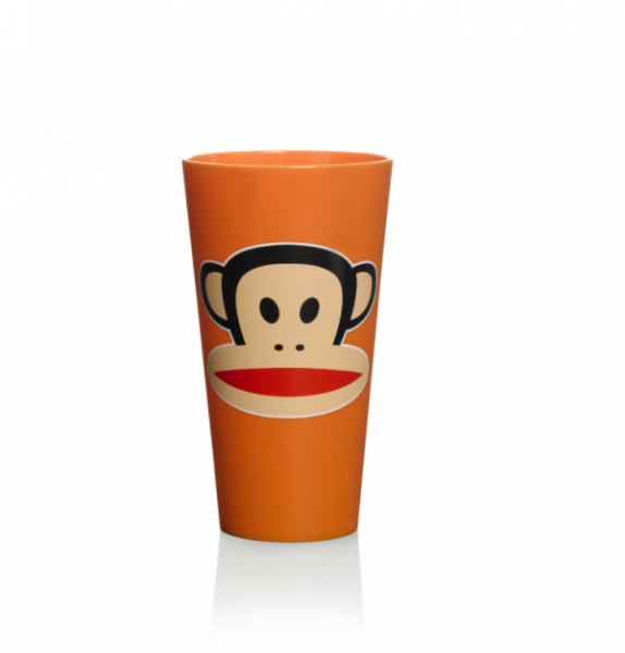 Glass orange fra Paul Frank