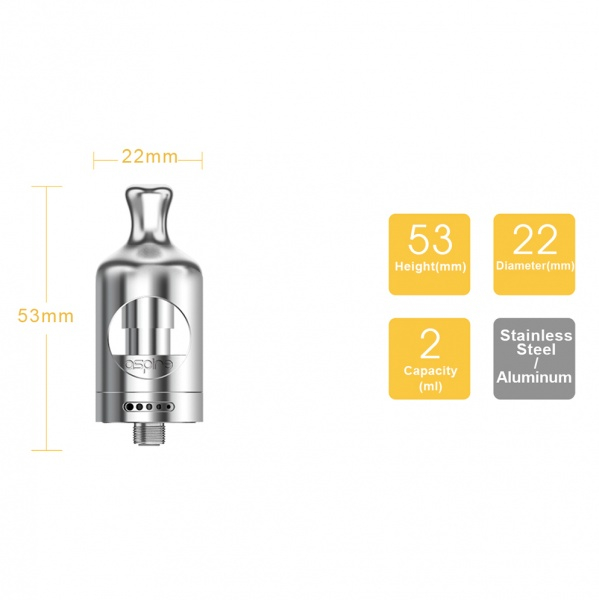 Aspire Nautilus 2 Tank 2 ml