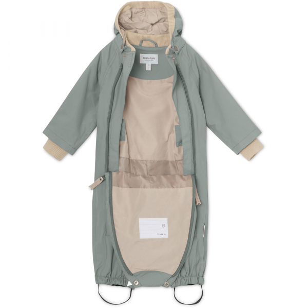 Wisto parkdress i Chinois Green fra Mini A Ture