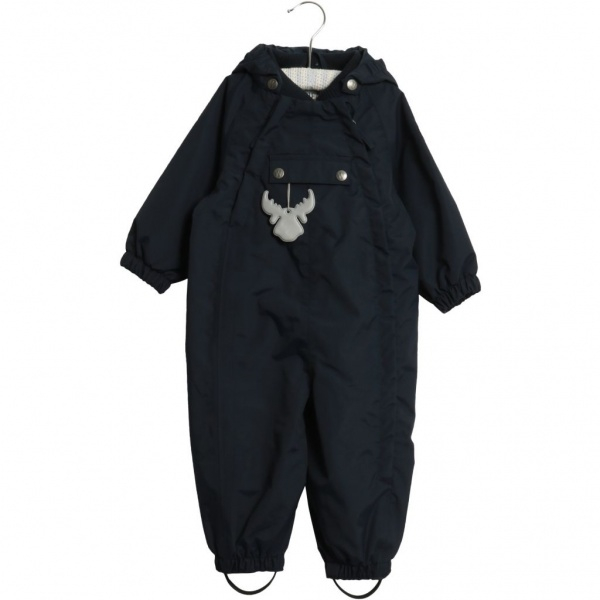 Parkdress baby Frankie i navy  fra Wheat