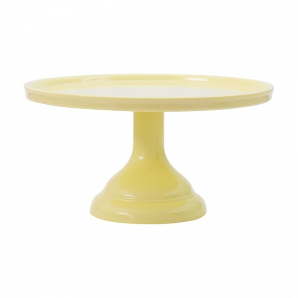 ALLC - Cake stand - Small yellow