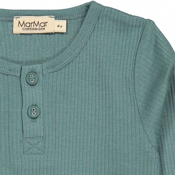 Modal Tee LS Cold Water fra MarMar