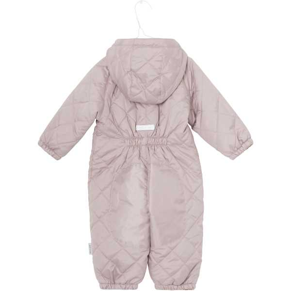 Bilbo thermo dress i violet ice fra Mini A Tu