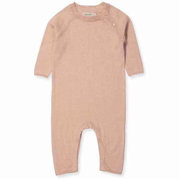 Baby heldress Rola dusty rose 56-86 fra MarMar