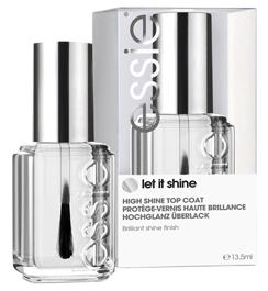 Bilde av Essie Let It Shine Top Coat 15ml
