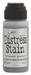 TIM HOLTZ - DISTRESS STAINS - TDW35190 - BRUSHED PEWTER