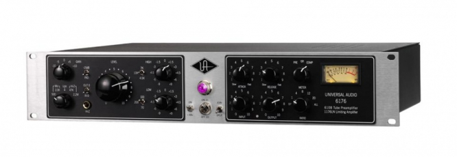 Bilde av Universal Audio 6176 Vintage Channel Strip