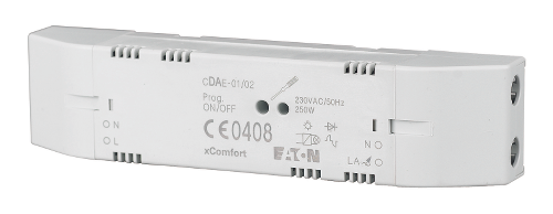 Bilde av Dimmeaktuator cdae-01/03 250w for led 250w xcomfort